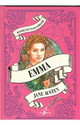 Resimli Dünya Klasikleri Emma Jane Austen Insancilkitapcom