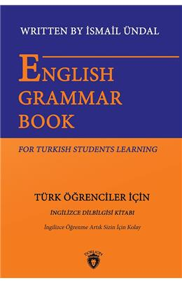 English Grammar Book For Turkish Students Learning English Is Easy For You Any More