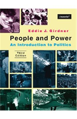 People And Power:An Introduction To Politics (İkinci El)