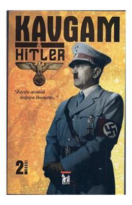 Kavgam Hitler Adolf Hıtler Insancilkitapcom