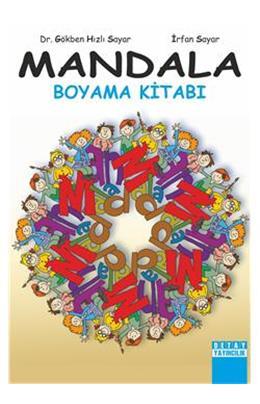 Mandala Boyama Kitabı Gökben Hızlı Sayar Irfan Sayar