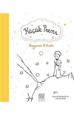 Küçük Prens Boyama Kitabı Antoine De Saint Exupery Insancilkitapcom