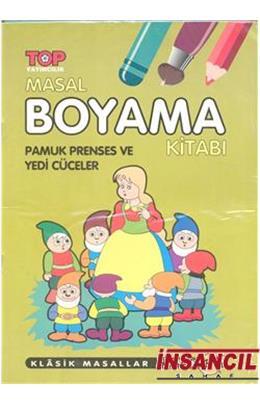 Top Yayıncılık Nasreddin Hoca Boyama Dizisi8 Kitap
