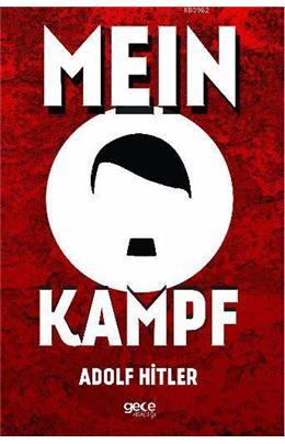 Meın Kampf Adolf Hıtler Insancilkitapcom